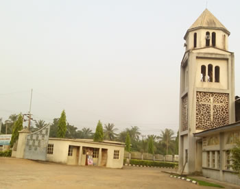Most Holy Name of Mary Abatete. Anambra State, Nigeria